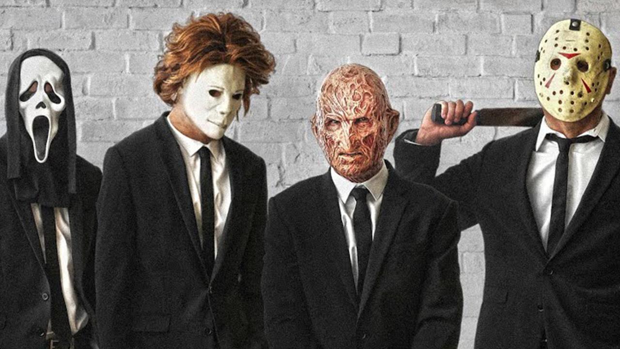 Slashstreet Boys, le boys band d'Halloween